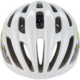 Giro Saga Helmet Dam matte white/citron